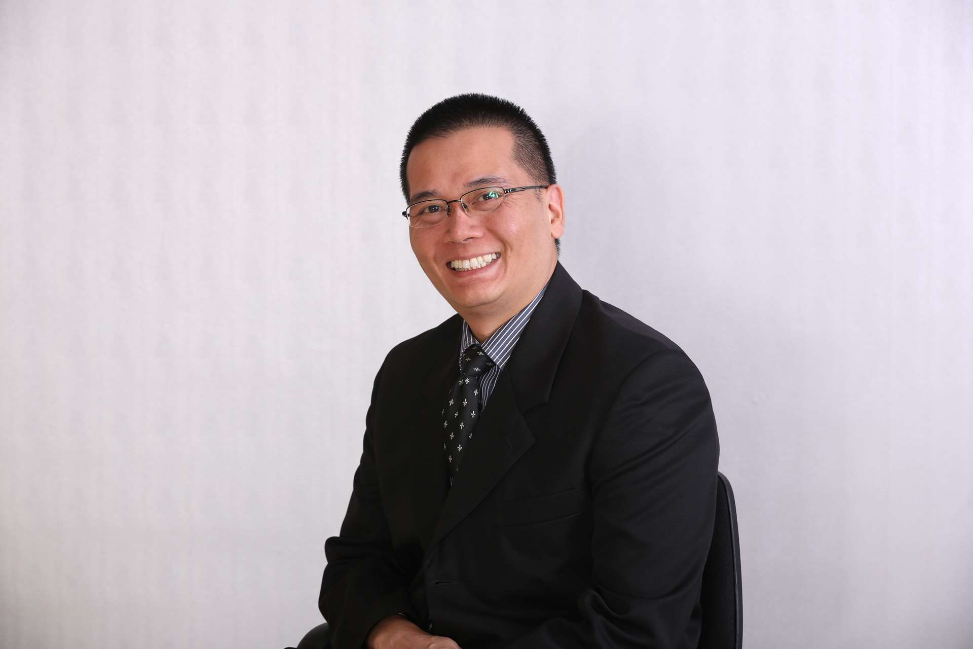 Bernard Tan, Executive Director, Advisory