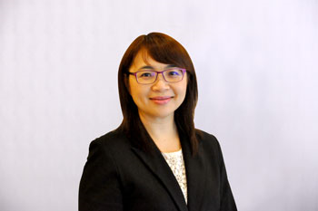 Tang Poh Choo, Executive Director, Business Services & Outsourcing